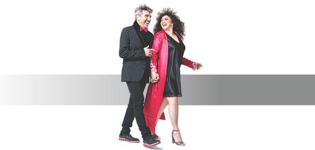 AMANDA MIGUEL & DIEGO VERDAGUER