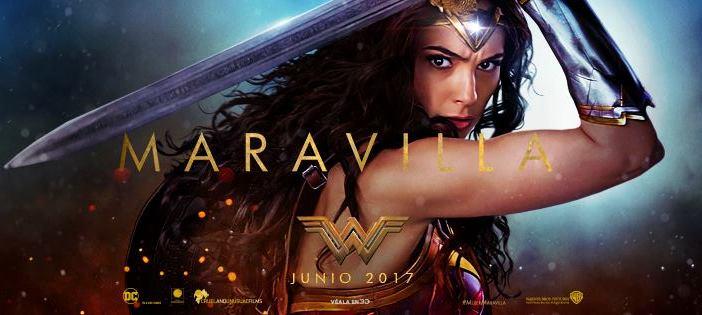 La Mujer Maravilla (2017) [DVDRip] [Latino] [1 Link] [MEGA]