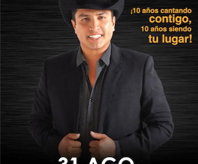 Julión Álvarez Nueva Fecha Guadalajara 2017