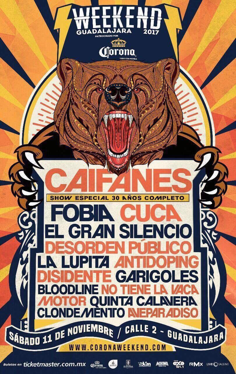 Corona Weekend 2017 Guadalajara