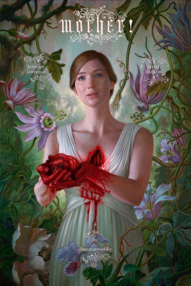 Jennifer Lawrence en primer avance de «¡madre!»