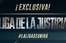 Trailer debut LIGA DE LA JUSTICIA
