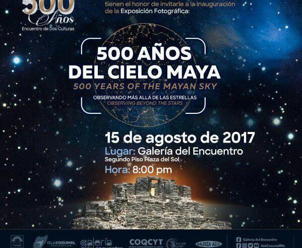 FESTIVAL COZUMEL 500 AÑOS: Encuentro de Dos Culturas