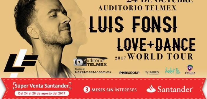 LUIS FONSI Guadalajara 2017
