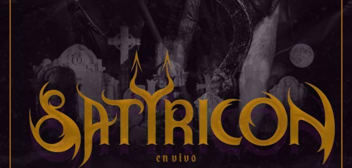 Satyricon en Guadalajara 2017