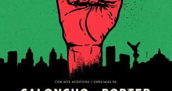 FUERZA CDMX: Caloncho, Porter, Technicolor Fabrics, Disidente, ROSAS