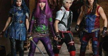 Estreno de Descendientes 2 En Disney Channel fue lo más visto en TV por cable en Latinoamérica