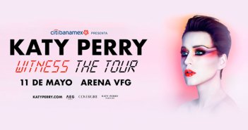 Katy Perry Guadalajara 2018