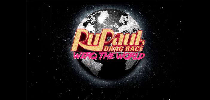 RuPaul's Drag Race: Werq The World Tour Guadalajara 2018