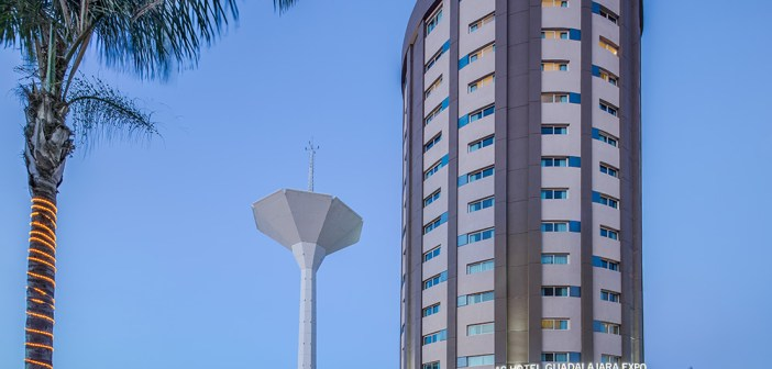 AC Marriott Guadalajara Expo, primer vistazo