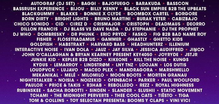 Festival EDC México 2018