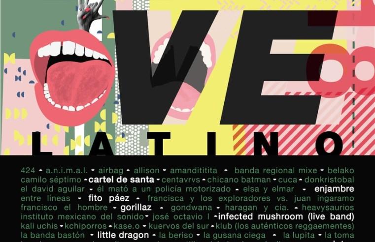 Festival Vive Latino 2018