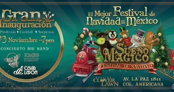 Sueño Mágico Festival de Navidad 2018 GDL
