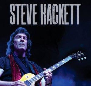 STEVE HACKETT Guadalajara 2018