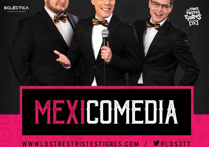 Los Tres Tristes Tigres Guadalajara 2017