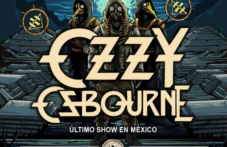 Ozzy Osbourne último show en México Hell and Heaven Metal Fest 2018