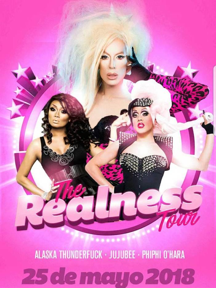 The Realness Tour