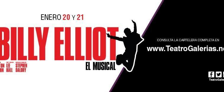 Billy Elliot El Musical se declara listo para presentarse en Guadalajara con una imponente producción