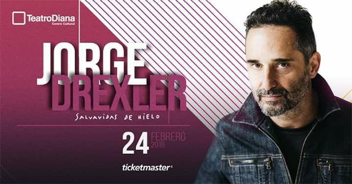 Jorge Drexler en Guadalajara 2018
