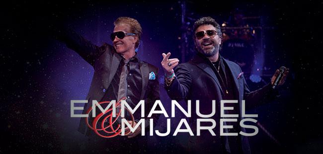 Emmanuel y Mijares | TWO'R amigos Guadalajara 2018