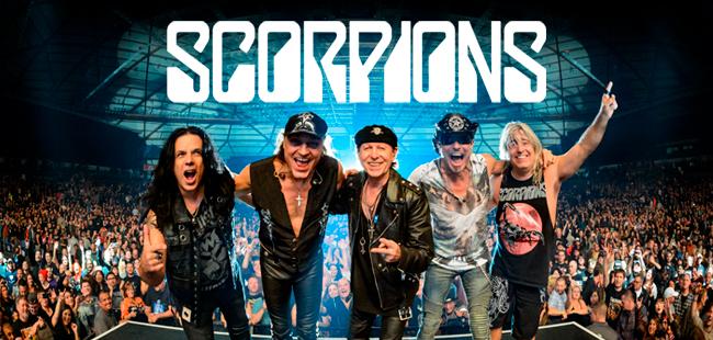 Scorpions Guadalajara 2018