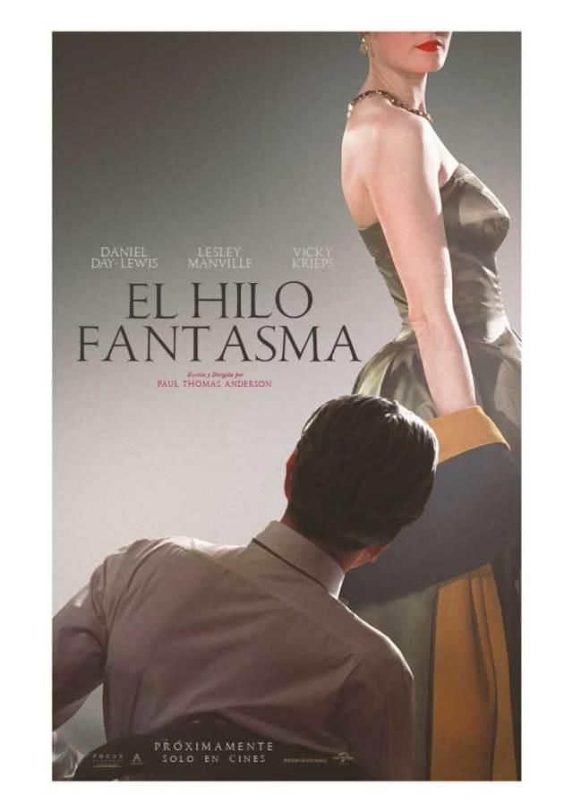 El Hilo Fantasma - Premiere Guadalajara 2018