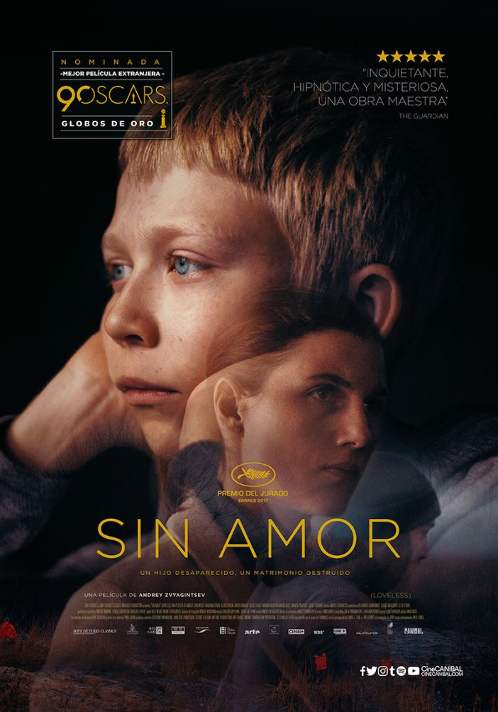 Sin Amor (Loveless) 2017