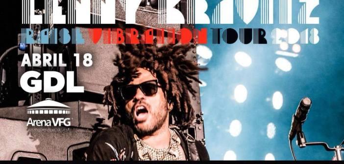 Lenny Kravitz   Raise Vibration Tour 2018