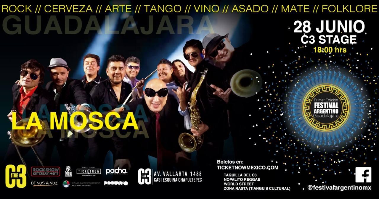 Primer Edición Festival Argentino Guadalajara 2018