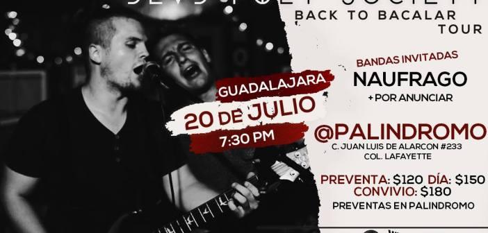 Dead Poet Society en Guadalajara 2018