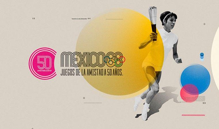 REVIVE LOS JUEGOS OLÍMPICOS DE 1968