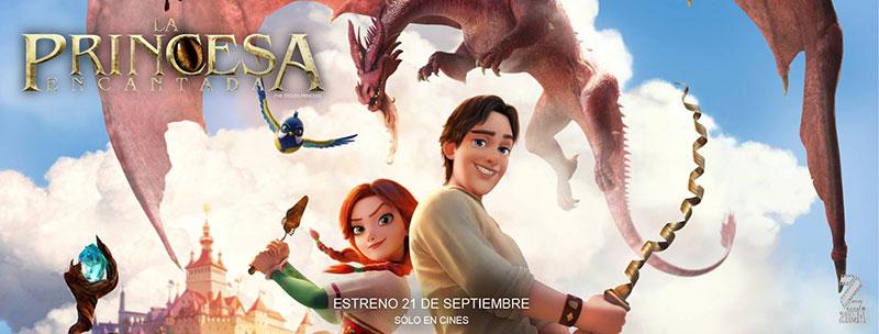 La Princesa Encantada – Premier Guadalajara