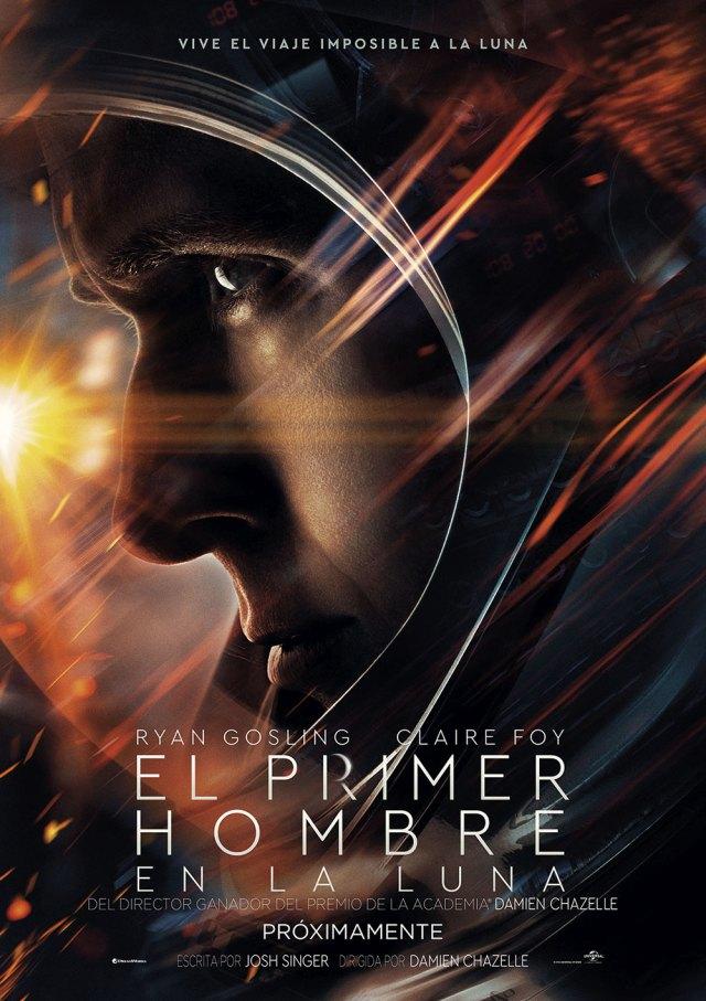 El Primer Hombre en la Luna - Premier en GDL