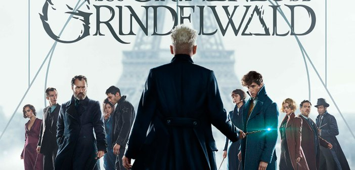 Animales Fantásticos: Los Crímenes Grindelwald - Premier GDL