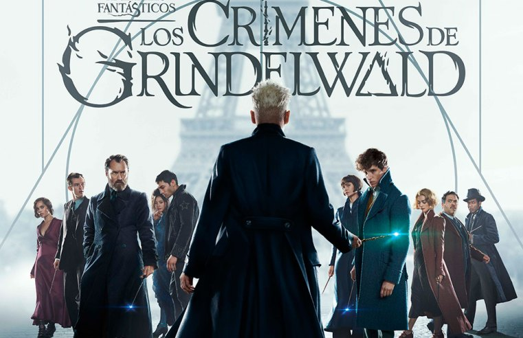 Animales Fantásticos: Los Crímenes de Grindelwald – Premier GDL