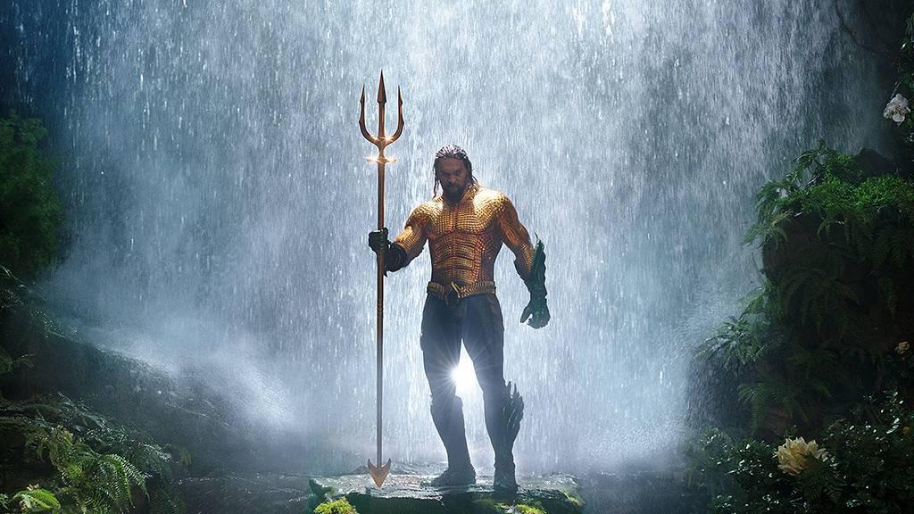 Reseña Aquaman 2018