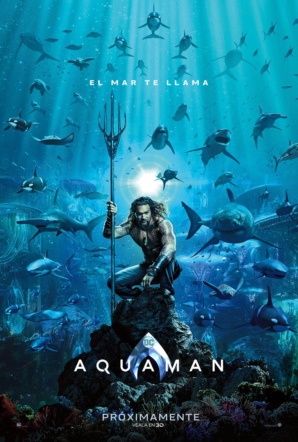 Premier Aquaman Guadalajara 2018