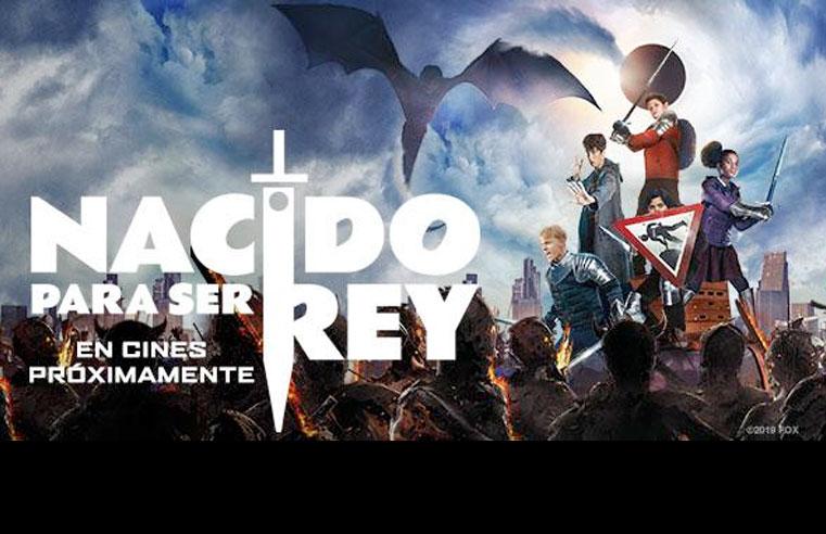 Nacido para Ser Rey Premiere en GDL