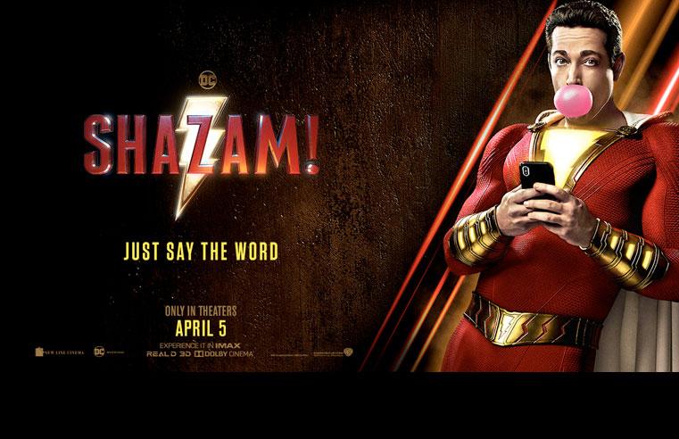 Shazam Premiere en GDL 2019