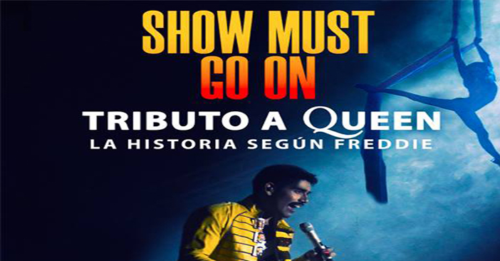 Show must go on – Tributo a Queen