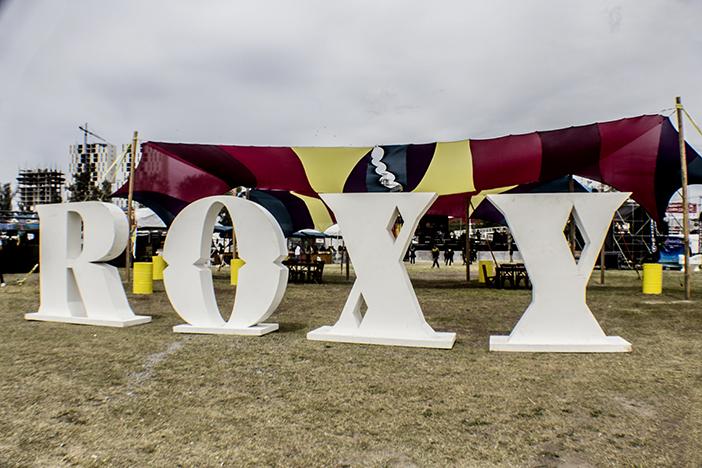 Tercer edición del Roxy Fest