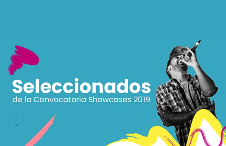 SHOWCASES 2019 SELECCIONADOS FIMPRO