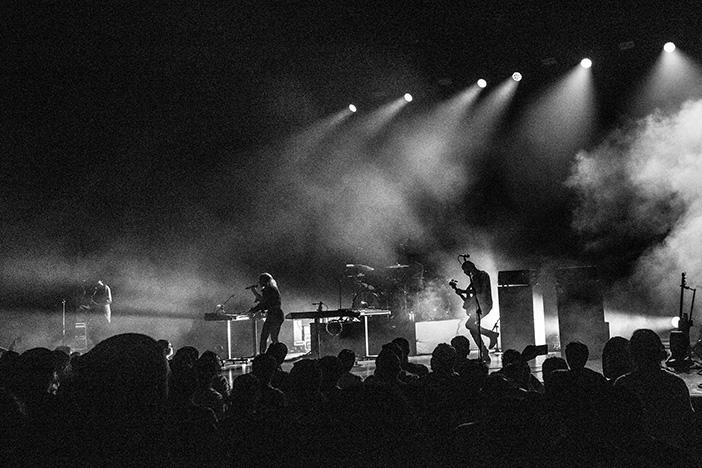 El Indie rock de Metric en Guadalajara
