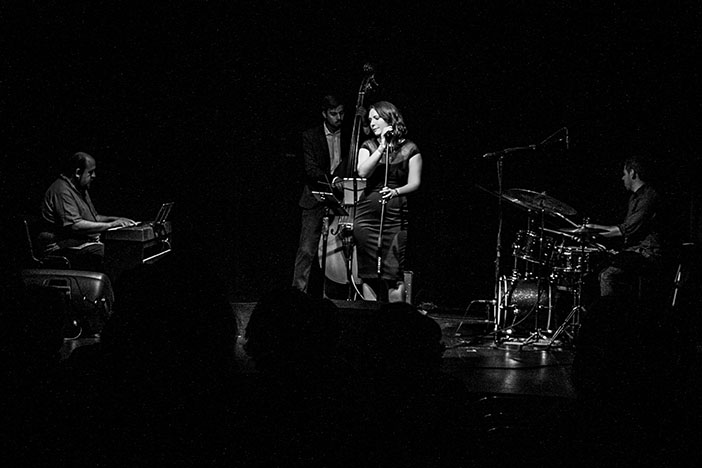 Comienzan el ciclo «Mónica Zuloaga Jazz Nights» en Estudio Diana
