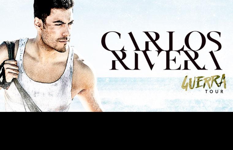 Carlos Rivera Guadalajara 2019