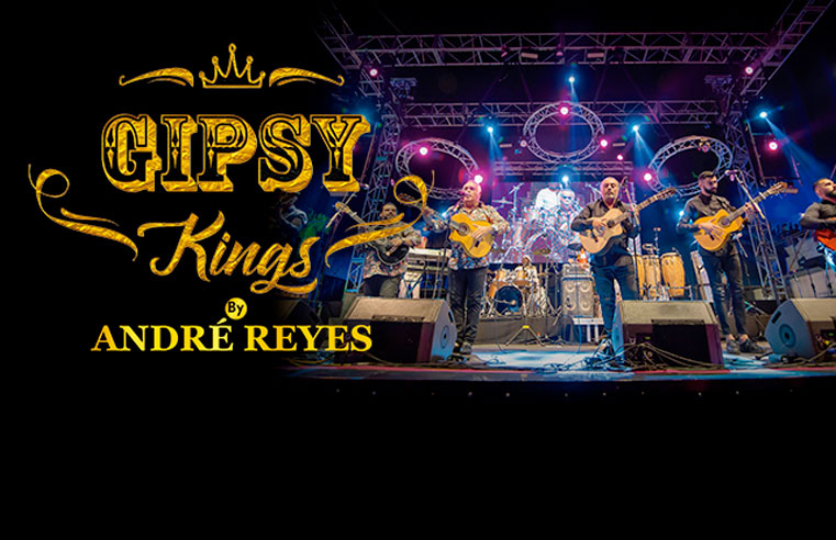 Gibsy Kings by André Reyes GDL 2019