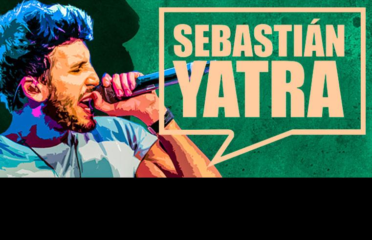 Sebastian Yatra Guadalajara 2019