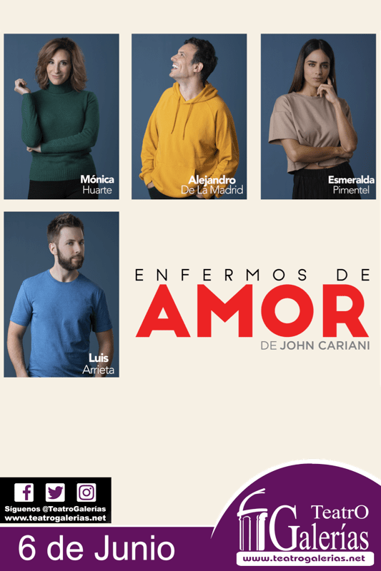 Enfermos de Amor GDL 2019