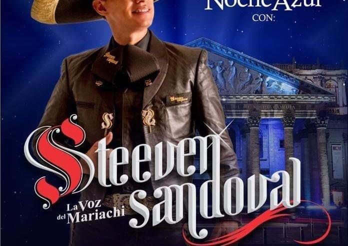 Steeven Sandoval, La Voz del Mariachi