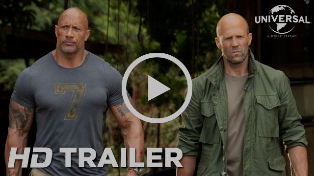Trailer Rápidos y Furiosos Hobbs & Shaw